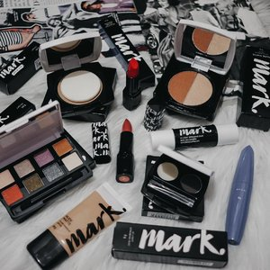 Be beauty brave with the new MARK by @avonph collection. ❤️ With MARK Make up, you have the tools to create an impact, define your look, and blaze a trail that others follow. The choices are endless. So are the possibilities.