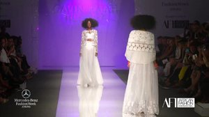 GAVIN RAJAH - AFI Mercedes Benz Fashion Week JoBurg 2015 - YouTube
