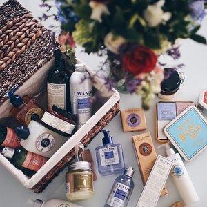 I'm always a @loccitane girl. . . #cosme #beautyjunkie #beautyaddict #ilovemakeup #likeforlike  #luxurymakeup #luxurybeauty #loccitanemy #loccitanemalaysia #love #flatlay #beautyblogger #clozette #lovelife #lifegoal #beautytips #girls #aroma #lavender