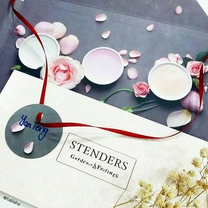 Lovely invitation received! 🌹 💖💕 #stenderssg #stenders #beauty #clozette #invitation #pressevent