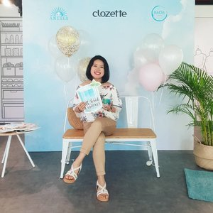 Today at @clozetteco Tea Party!! Had a amazing time and absolutely love the @anessasg sunscreen and Off-Grid Explorer mocktail by @drinksandcosg !! Thanks for having me! 😍😘 #clozette #beauty #fashion