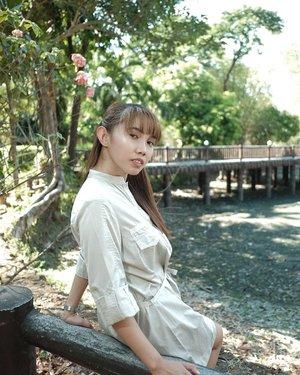 One with nature ❤️ 📸: Sir @iamjc.fotografia [ 04 - 20 - 2019 ] . . #lateupload #longoverdue #OOTD #styleinspo #fashionista #photoshoot #photography #casualstyle #summeroutfit #clozette #model #modelshoot #blacksaturday