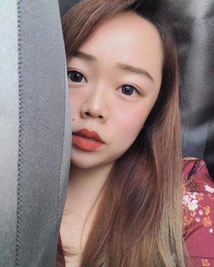 Peek-a-boo! I see you!  #clozette #selfie #curtain #asiangirls
