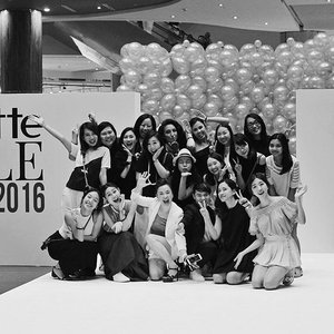 No words can explain how proud i am of our team for pulling off our biggest event yet. Kudos to each and everyone of them!!! We did it! 😊💪🏼 Happiest 5th Birthday Clozette! #clozettestyleparty #clozette #itzlikeigrewupwthem