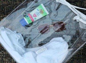 summer essentials. #clozette #flatlay #summermusthaves