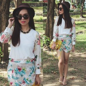 New style post featuring @ripplesbyjenny skort| More about this look on the blog at itspatriciaandrada.tumblr.com #ootd #pilipinasootd @pilipinasootd ... Read more →