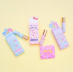 Probably the cutest ones in my lipstick collection 💛 #happyskinxsanriocharacters @happyskin_ph #lippielover #Clozette