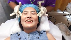 Pamper yourself once in a while and this is only for 99pesos, yes you heard it right, it will only cost you 99pesos for a Radio Frequency session! Wow! You should try it too!  To watch the full video, please click the link in my bio! P.S: THIS IS NOT SPONSORED. Just sharing my idea coz sharing is caring! GOOD VIBES! 😊💕#linkinbio #facialtreatment #radiofrequency #mura #affordableskincare #youtuber #lovethyself #clozetter #clozette