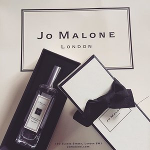 😍 I'd #jomalone-Ed. Have you? . #englishpearandfreesia #cologne #Clozette #clozetter 💸