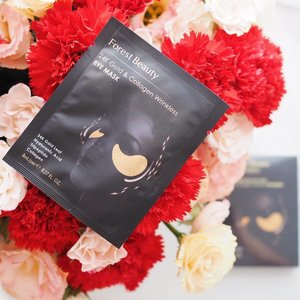 {#paperkittiesgiveaway} A little something to chase your Monday blues away~ I'm giving away a box of @forestbeauty_sg 24K Gold and Collagen Wrinkless Eye Mask to 2 lucky winners 🎉 Say goodbye to your tired eyes as this special treat will leave them radiant and refreshed! . All you got to this is 1. Follow @paperkitties and @forestbeauty_sg  2. Like this post 3. Tag 3 friends to share the joy! Giveaway ends this Friday, 10 May 2359. x . #clozette