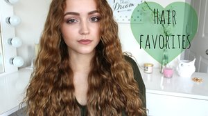 My Hair Care Routine +My Hair Color & Favorite Products! - YouTube