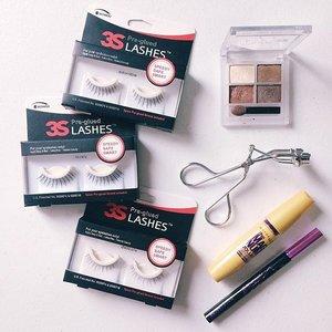 I rarely do something on my eyes, but when I do, I use these. ❤️ #clozette