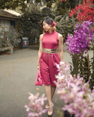 I am almost in disbelief that it is the Lunar New Year next week! @joopboutique is stocked with new collections for the Lunar New Year including this Mandarin Collar Culottes that is perfect for sitting around when visiting in people's homes!.....#clozette #ootd #livewithstyle #lbootd #ifbootd #ootdhype #classyandfashionable #whatiwore #sginfluencer #streetstyleluxe #clozettebloggerbabes #fashioninsta #sgbeauty #welovecleo #fbloggers #fashionblogger #styleblogger #lifestyleblog #ootdsg #welovecleo #sgootd #ootdcampaign #joop #oliverbilou