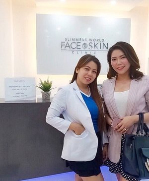 Grateful for this opportunity to work with @slimmersfaceandskinbacoor 🙏🏻✨ . Aside from their 40 years of fitness expertise, Slimmers World also aims to offer holistic beauty experience—straight from the experts! Now I can't wait to achieve a much improved skin after a series of treatments 🥰 Well I always thought that I'm doing well with my skincare, but after the initial consultation, I realised that I still have to go an extra mile in order to keep my skin at its best condition. . - Will share more on my blog and channel ♥️ **To my friends near SM City Bacoor, they are located at Level 3 (near Nutrition Depot). . . . #missgblogs #missgdiaries #slimmersfaceandskinclinic #ambassador #clozette #skin #beauty #bloggers #beautybloggers #abcommunity #yt #youtuber #ig #igers #igersasia #skincare #diamondpeel #facial