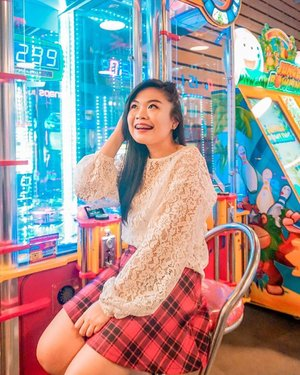 Arcade nights . . 📸 @daylelao