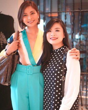 Meeting a founder of @happyskin_ph is probably one of the best highlights of my year!! I have a VLOG about the experience too!! Link is in my bio or https://youtu.be/d1xvtgiq2k4 💗💗💗 Also, please buy her book Read My Lips 💗