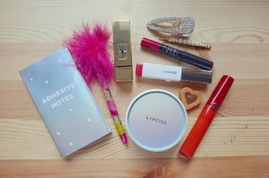 """Super random blog post about """"5 makeup items I bought because of Kdrama"""" in an effort to calm my nerves 😬 up now at saraaaahmac.wordpress.com #clozette"""