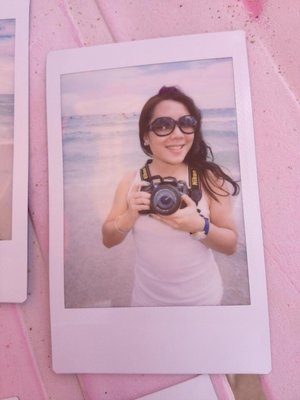 Summer beach photographer