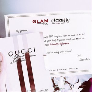 got it yesterday! 🙌 Thank you #clozette and #glamasia 😘