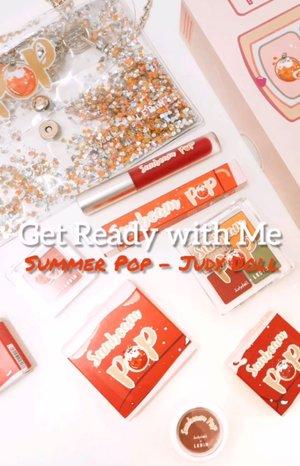 Another short GRWM using Judy Doll x Ledin Summer Pop Collab🍊 . . All makeup from @judydoll_official  Highlighter using @4u2cosmetics shimmer Blusher . . #Butterflymsia #snowmansharing #makeuo #makeupvideo #judydoll #grwm #getreadywithme #igtvchannel #IGTV #Summerlook #summermakeup #populzzangmagazine #popdaily #populzzang #彩妆 #美妆 #化妆 #影片 #部落格 #clozette