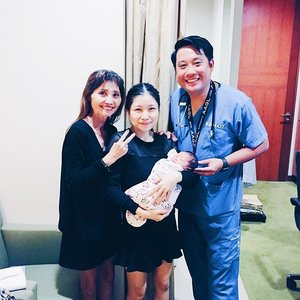 Finally! Today marks the end of my confinement period! Did a blog update on my delivering process at KKH. Thanks to all the staffs, nurses doctors and not forgetting my gynae Dr Koo CK for the huge success! 👶🏻 #MELXJAV #clozette #sg #tb #mathildawongningxuan #sg50baby #kkhbabies