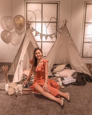 Such a cute set up @clozetteco Tea Party! Had a great time meeting Clozette family and had my hair and nail done.. Thank you so much for having me! ❤️ #Clozette #ClozetteTeaParty2019 #DigitalWanderer
