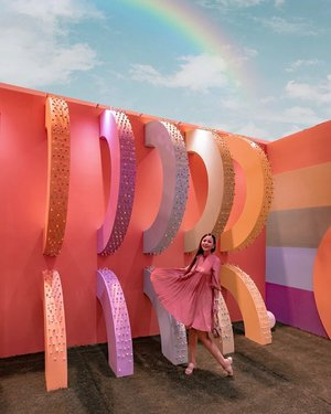 Happy vibes only 🌈 at The Dessert Museum Pop-Up which is happening now till 27 October @plazasingapura. Check out the Instagram-worthy rooms of sugar-filled happiness desserts inspired elements.  • • Redeem the entry ticket when you spend minimum S$45.00 in a single receipt. Share your photos on Instagram with hashtags #Prettysweet45 and #CapitalandHopeFoundation  @capitaland will donate S$5 to Care Corner. 📍Plaza Singapura Level 1, Main Atrium  Shoes: @spurshoes.sg #spurstar • • #PlazaSingapura #exploreSingapore #VisitSingapore #things2doinSingapore #singaporeworld #singaporeinsiders