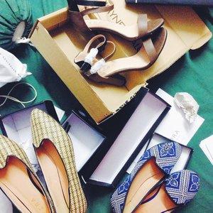 I love my EZRA shoes! Fav to get from Zalora :D