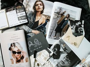 I get inspired and motivated so much by such great talents in this world. My current love is @margaret__zhang's recent photographs in this months @lofficielmanila. Keep shining! ❤ . . . . . . . . . .  #clozette #instalike #instafollow #FotografiaUnited #FUIvan_HelloJune2016 #fashion #style #photography #vsco #vscocam #flatlay