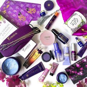 Purple love for International Women's Day! 💜