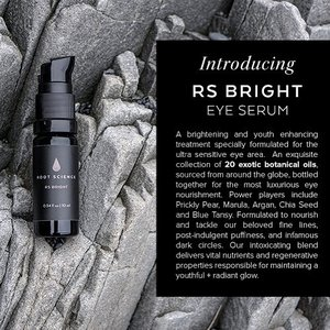 * we're so pleased to have previewed the RS Bright Eye Serum by @rootscience through the wonderful @anightforgreenbeauty deluxe @goodebox! A recent introduction to our #topshelf, Root Science is organic skincare for the modern purist, Iceland-inspired and California-crafted ➰  To celebrate the launch of the RS Bright Eye Serum, Root Science is offering $10 off all preorders of the serum before it officially launches on August 6 at full price. No code required!  #organicskincare #greenbeauty #clozette #beauty