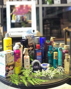 #createyourstyle with @schwarzkopfsg and their huge range of #haircare products - there's everything from #haircolor to #shampoo to #hairwax to literally everything! #Schwarzkopf is pretty legit (as you can see from my IG stories where I got my hair styled!), and it was a fun experience! . . . #clozette #beauty #hairproduct #haircareproducts #haircareproduct  #schearzkopfsg #schwarzkopfprofessional #nofilter #beautybloggers #beautylover #beautyaddict #beautyblogger #beautycommunity #nofilter #beautyproducts #beautyproduct #haircarethread #haircareroutine