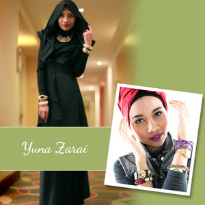 Yuna Zarai: This 27 year-old law graduate is now an international singer-songwriter & has received nominations from prestigious music awards.