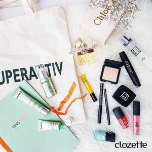 Face of the day, checked! What about you? Skincare: #caudalie. Makeup: #3inasingapore. Fragrance: #chloe. #Clozette #ClozetteSHOTS
