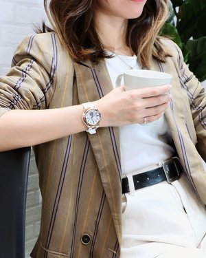 A girl boss needs an accessory that befits her personality and tenacity. Tap the link in our bio (http://bit.ly/G-MSbyBABY-G) to learn more about the perfect timepiece to suit your go-getter attitude. #Clozette