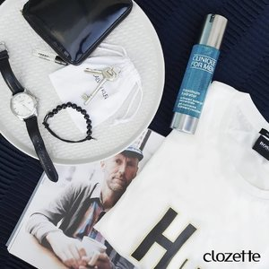 We prefer our men groomed — with @boss, @calvinklein and @clinique's For Men Maximum Hydrator Activated Water-Gel Concentrate no less! #Clozette #ClozetteSHOTS #CKWJsg #cliniquesg #hugoboss