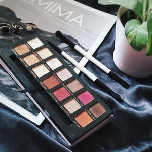 Don't think this palette will die of its hype soon because looookkk at this beauty 😍❤ #anastasiabeverlyhills #modernrenaissance #clozette #makeupjunkie #beautyblogger #abh