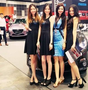 Time flies! SG MOTORSHOW IS BACK AGAIN!!! #throwback  #sgmotorshow2015  ______  #clozette #makeup #beauty #ootd #sgblogger #fashionblogger #follow4follow #instalike #tagsforlike #beautyblogger #pretty #inspiration #love #beautiful #selfie #quotes #followme #picoftheday #instamood #instadaily #instagood #sweet #like4like #igers #quoteoftheday #girl #sgig #igsg