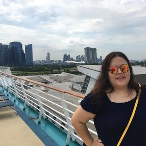 Let's go on a trip #throwback #cruiseweek #cruiselife #royalcaribbean #clozette #relaxed