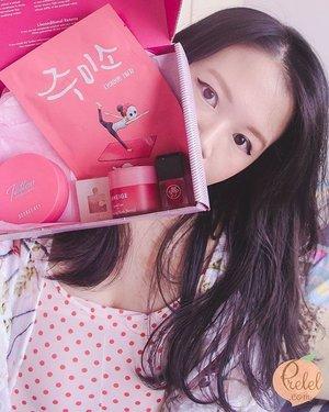 Did somebody say pink? 💕💕 Pink Vibes Set from @altheakorea review on my blog: #prelel.com  #altheakorea #clozetteph #clozette #altheabox #secretkey #leneige #beautyph #beautybloggerph