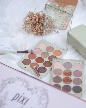 Can't decide on Ice Queen cool tones or Sunkissed beach bae?  Me too! Seriously can't decide which palette I love more by @pixibeauty, how 'bout you?  #Clozette #SmittenPR #SephoraSG #PixiBeauty #PixiPretties #PixiParty