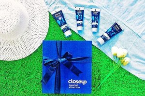 - Have you heard of #CloseUpDiamondAttraction Toothpaste? Its unique Blue Light Technology makes teeth visibly whiter with just one brush! Cheers to @ClozetteCo & @CloseUpPH for introducing me to it, now I'm never going back to ordinary toothpaste! Try it out today and share with me your smiling selfies? 😃- More on TINADECENA.COM -#Clozette