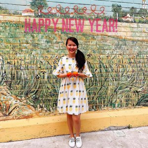 Wishing u and fam a very happy & prosperous HUAT year of the 🐷⠀ .⠀ .⠀ .⠀ #🍍 #aldoraty⠀ #OOTD #Clozette⠀ #ClozetteSg