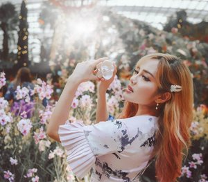 Wherever life plants you, bloom with grace. #NestBloom #NestBloomSG #HeritageBloom