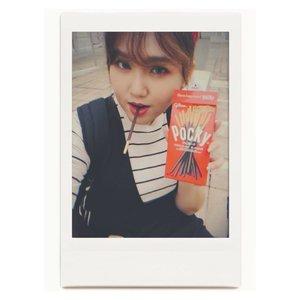 Share Happiness with @pockysingapore.  #pocky #pockysg #pockywithme #foodies #clozette #altheakorea #althea #altheaangels #igsg #kbeauty #selca #selfie #asmr