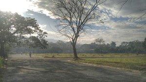 Morning walk  #walkingalone  #malamignaumaga  #clozette #nature