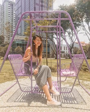 Sunday well spent brings a week of content. 💜 . . #ParadeofOOTD #clozette #forever21 #temt #temtsg #swingerslifestyle #swing #sundayfunday #skono #스코노