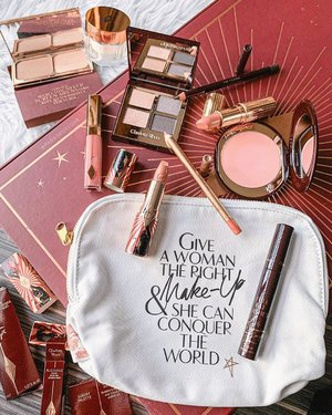 Let's conquer the world with @ctilburymakeup, now in @sephorasg. I'm obsessed with the #CharlotteTilbury lipsticks since forever and I still can't believe that it's finally here on our shores! If you haven't tried, you're missing out! 😍  #SephoraLovesCharlotteTilbury #sephorasg #clozette @theprpeople