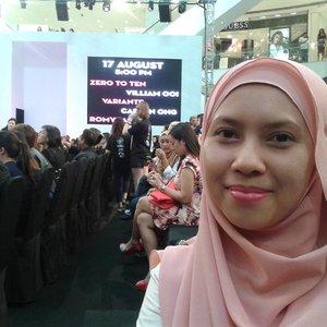 Kuala Lumpur Fashion Week 2016  #klfwrtw2016 #clozette #starclozetter #fashion #fashionblogger #kbba9 #kelabbloggerbenashari