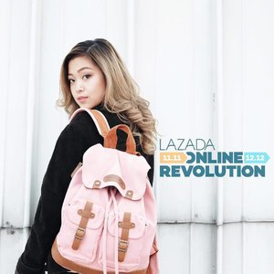 *REPOST*  Are you ready for the online revolution? The biggest online shopping sale is happening this November 11! #LZDrevolution #LazadaForAll #clozette